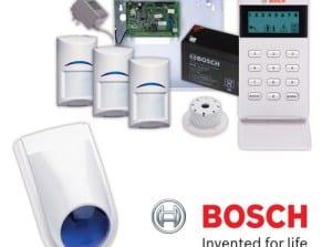 Bosch Solution 3000 Alarm System