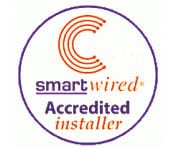 Smart Wired Accredited Installer Logo