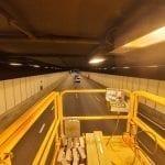 Light Change Out Led Graham Farmer Tunnel
