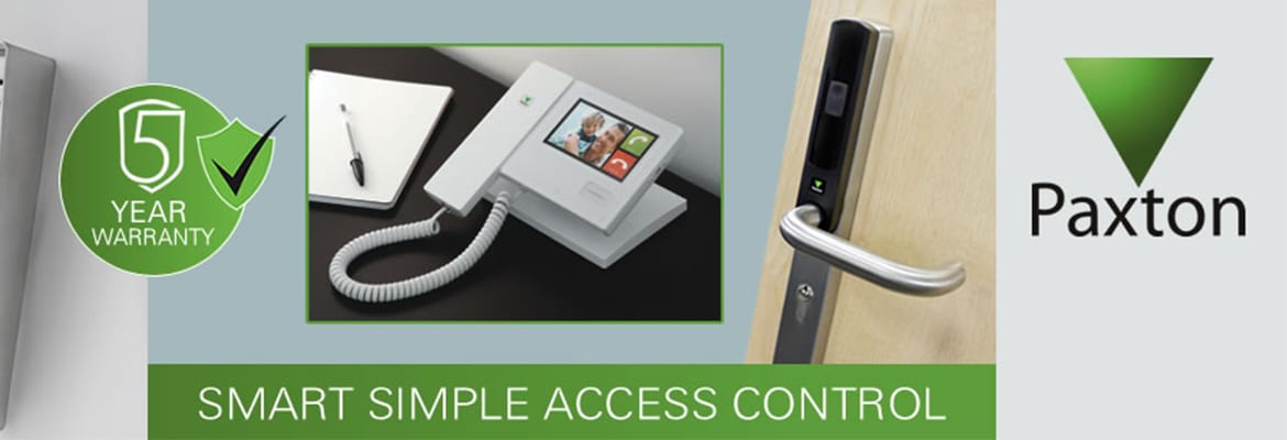 Paxton Smart Simple Access Control